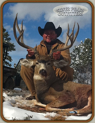 Taking a big Colorado mule deer buck with Silver Peaks Outfitters is a hunting trip you'll always remember